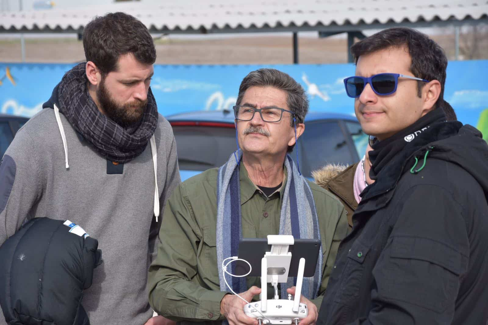 empresa operadora de drones