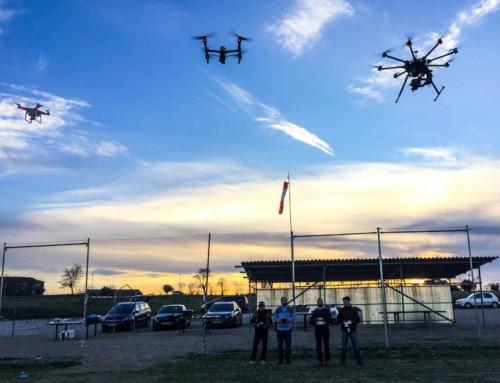 PILOTO DE DRON AVANZADO