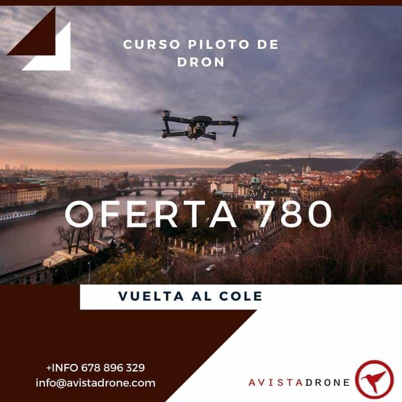 Audiovisuales con drones